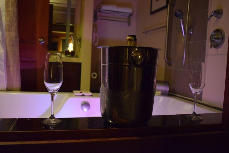 Champagna Bath